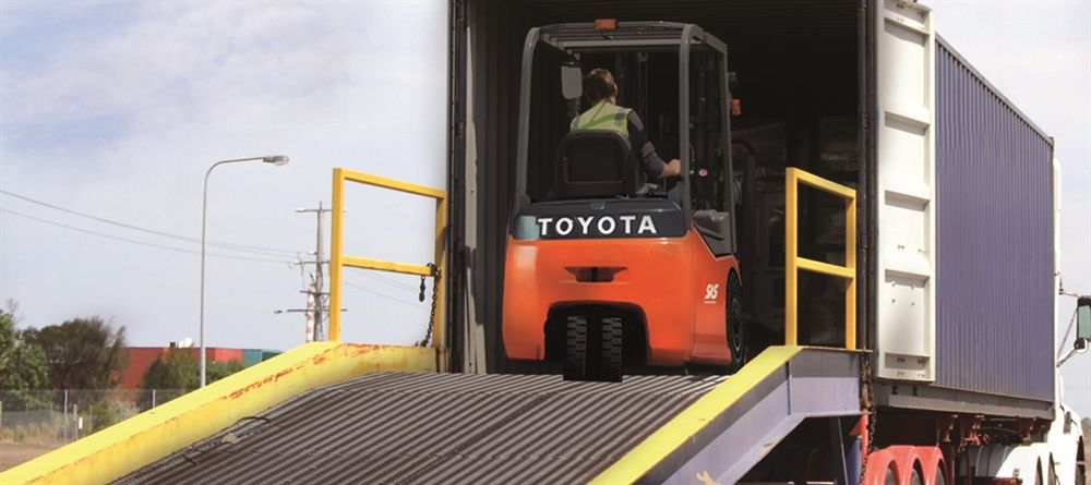 Rampe di carico